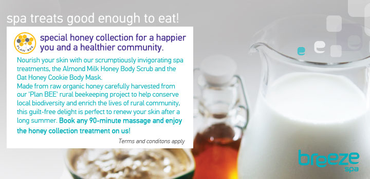 Special honey collection for a happier you and a healthier community.